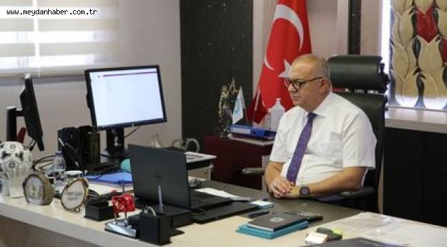 Başkan Ergün İl Koordinasyon Kurulu Toplantısına Katıldı