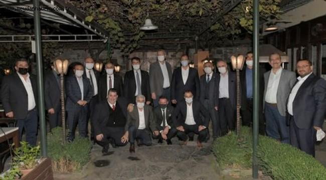 Bursa Belediyeler Birliği Meclisi Toplandı