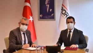 Mustafa Helvacıoğlu'ndan Ankara ziyaretleri