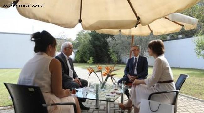 Türkiye Almanya ilişkileri için güçlü iş birliği adımı