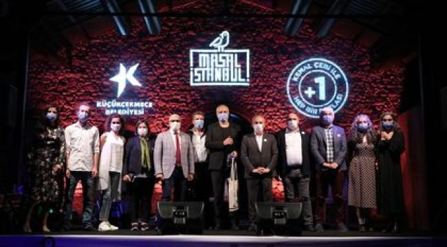 ULUSLARARASI MASAL FESTİVALİ 'MASAL İSTANBUL' KÜÇÜKÇEKMECE'DE BAŞLADI!