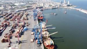 Alsancak Limanı Ro-Ro gemilerine açıldı