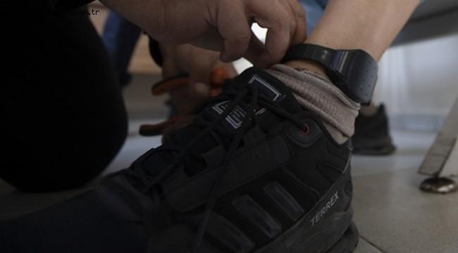 Elektronik kelepçe, şiddet mağdurlarına güven veriyor