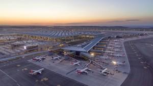 İstanbul Havalimanı, Avrupa'da en çok seferin yapıldığı havalimanı oldu