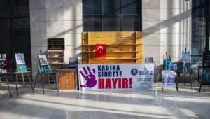 KADINA ŞİDDETE HAYIR