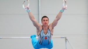 Milli cimnastikçiler