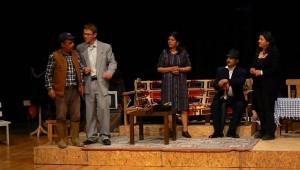 Balıklıova Köy Tiyatrosu 10 yaşında
