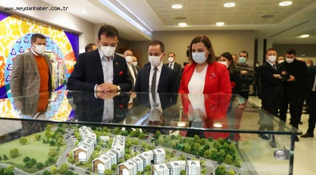 20 Kat Talep Toplanan Kiptaş İzmit Çınar Evler'in Hak Sahipleri Kurayla Belirlendi