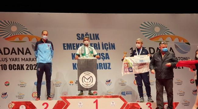 Ahmet Bayram, Adana'dan Dereceyle Döndü