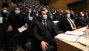 Bergama'da yeni yılın ilk meclisi yapıldı