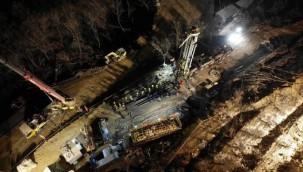 Çin'de madende mahsur kalan 12 işçi 1 hafta sonra kurtarıldı