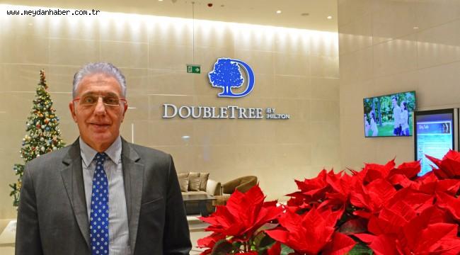 DoubleTree By Hilton İstanbul Ümraniye, 2021'den umutlu