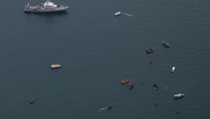Endonezya uçağının kara kutusu çıkarıldı