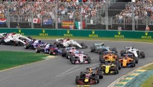 Formula 1'in Avustralya ve Çin etapları ertelendi