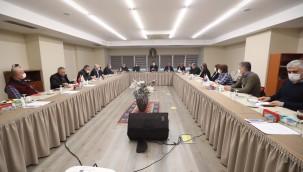 Kartal Belediyesi 2021 Yılının İlk Muhtarlar Toplantısı'nı Gerçekleştirdi
