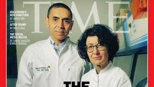 TIME, Türk çifti kapağına taşıdı