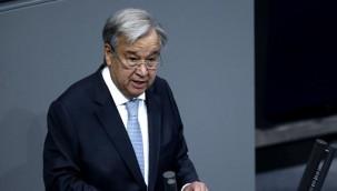 BM'den iklim krizi uyarısı: Geri dönüşü olmayan noktaya çok yakınız