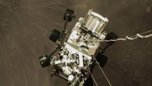 Mars'tan yeni fotoğraflar geliyor