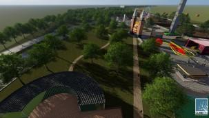 Sincan Belediyesi Ova Çayı Rekreasyon Projesi'nin Detaylarını Paylaştı