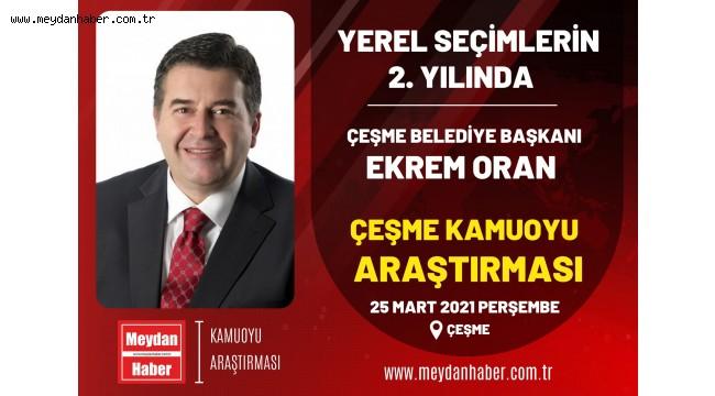 YEREL SEÇİMLERİN 2. YILINDA ÇEŞME'DE SON DURUM...