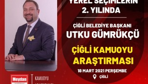 YEREL SEÇİMLERİN 2. YILINDA ÇİĞLİ'DE SON DURUM...