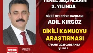 YEREL SEÇİMLERİN 2. YILINDA DİKİLİ'DE SON DURUM...