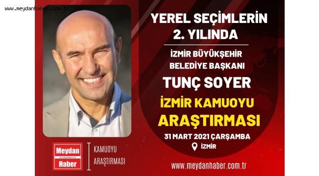 YEREL SEÇİMLERİN 2. YILINDA İZMİR'DE SON DURUM...