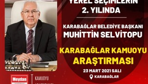 YEREL SEÇİMLERİN 2. YILINDA KARABAĞLAR'DA SON DURUM...