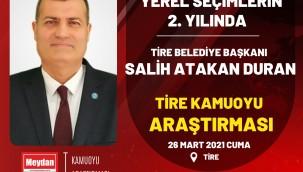 YEREL SEÇİMLERİN 2. YILINDA TİRE'DE SON DURUM...