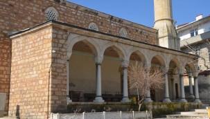 622 yıllık Çelebi Sultan Mehmet Camii restore edilecek