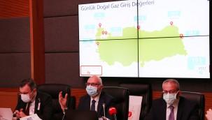 BOTAŞ Genel Müdürü Avrupa'nın en ucuz doğalgazı bizde dedi