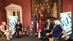 Engel Tanımayan Kadınlar Fransa Büyükelçiliği'nde