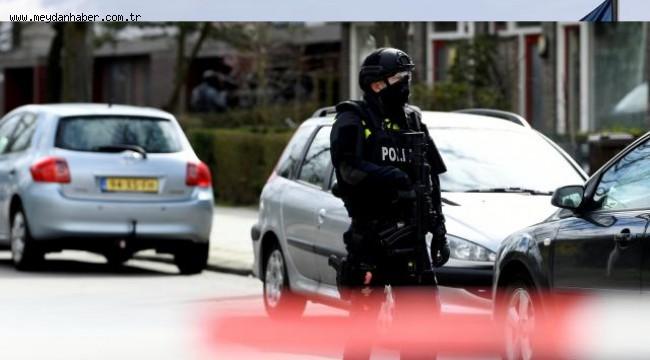 Hollanda'da koronavirüs test merkezinde patlama