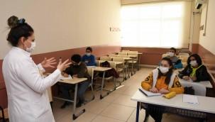 KARBEM'de yüzyüze eğitim yeniden başladı
