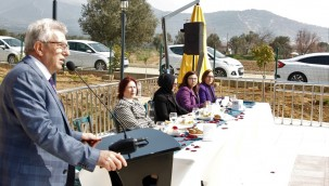 Ödemiş'te 8 Mart Dünya Emekçi Kadınlar Günü etkinlikleri