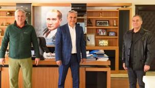 Tüketiciler Birliği'nden Başkan Uysal'a ziyaret