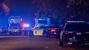 ABD'de 13 saatlik silahlı çatışma: 2'si polis 5 kişi öldü