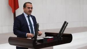AK PARTİLİ KIRKPINAR'DAN HDP VE İTTİFAK ORTAKLARINA TEPKİ