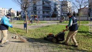 Buca Belediyesi Parkları A'dan Z'ye Yeniliyor