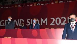 JUDO GRAND SLAM 2021 ANTALYA'NIN AÇILIŞI GERÇEKLEŞTİRİLDİ.