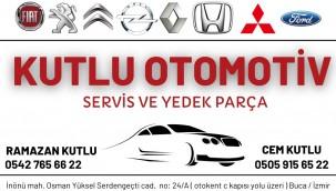KUTLU OTOMOTİV - SERVİS VE YEDEK PARÇA