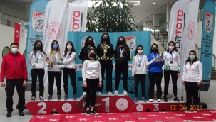 Manisalı Atıcılar Türkiye Şampiyonu