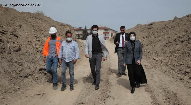 Akyurt Devlet Hastanesi İnşaatı Başladı