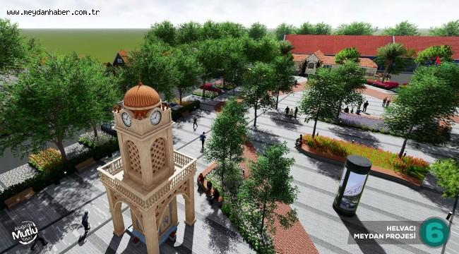 Aliağa Belediyesi 8 Mahalle Projesini Birlikte Açıkladı.