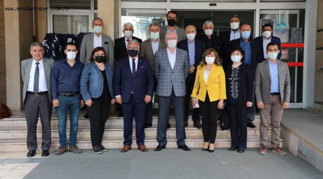 """Başkan Kurt: """"CHP iktidarında halkımız her anlamda rahat bir nefes alacak"""""""