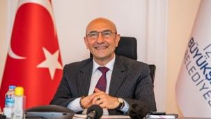"""""""Daha yeşil, daha temiz, engelsiz ve planlı bir İzmir için"""""""