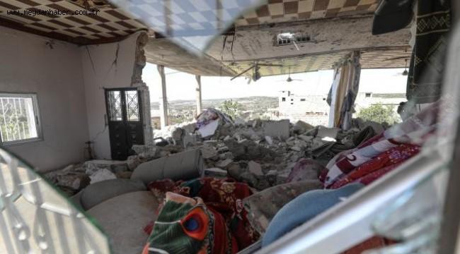 Esed rejimi İdlib'de yine sivilleri hedef aldı: 7 ölü