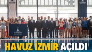 Havuz İzmir açıldı