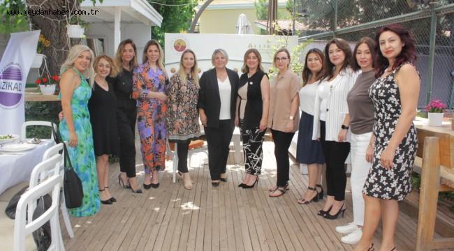 İzmirli ve Kocaelili iş kadınları buluştu