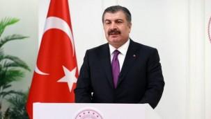 Sağlık Bakanı Koca: Pazartesiden itibaren 40 yaş üzeri vatandaşlarımız aşılanacak